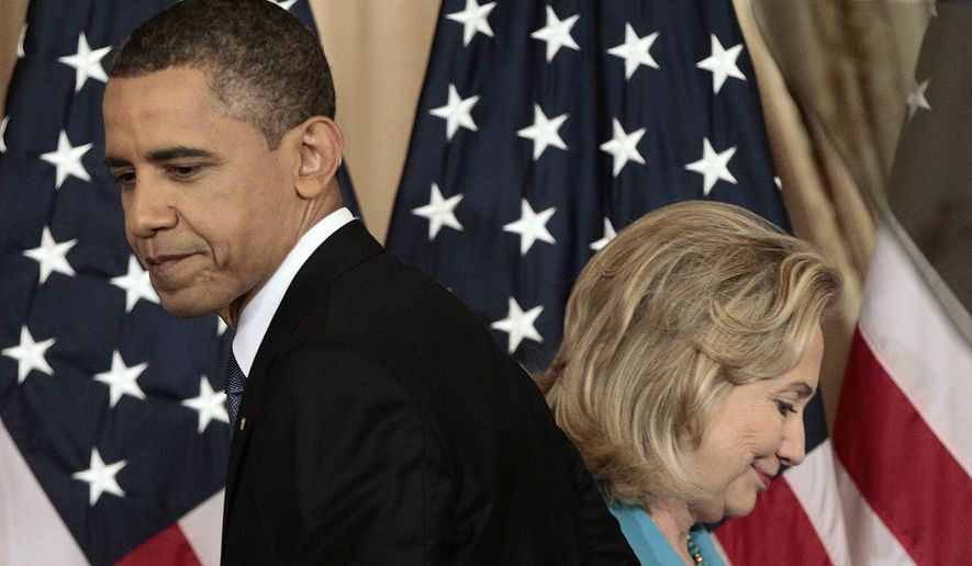 President Obama, alarmed by Donald Trump's candidacy and believing the Republican isn't fit to hold the office, has been eager to jump into the campaign fray on Hillary Clinton's behalf. (Associated Press)
