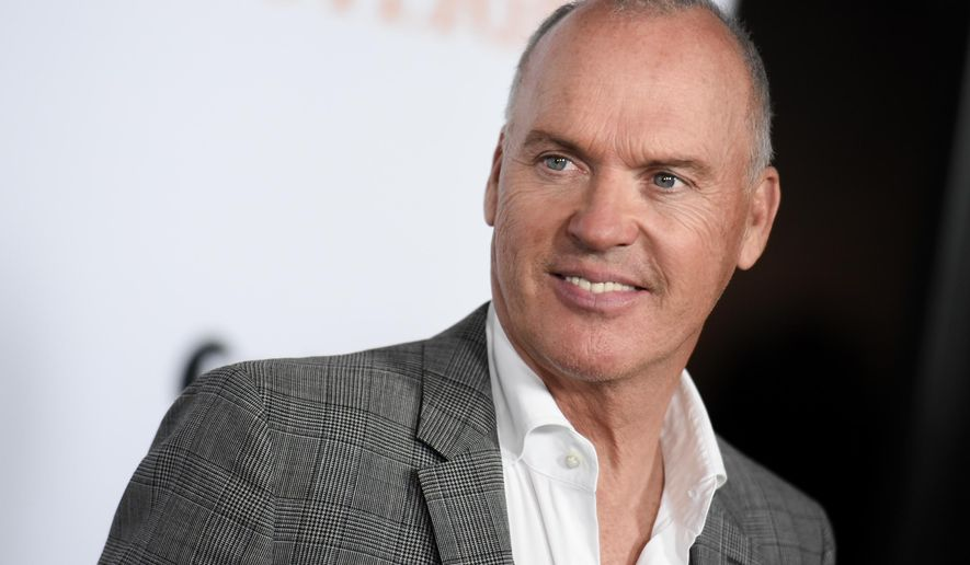"FILE - In this Nov. 3, 2015 file photo, actor Michael Keaton attends the LA premiere of ""Spotlight"" held at the DGA Theater in Los Angeles. A New York museum is honoring Keaton for his contributions to the art of film. The George Eastman Museum in Rochester will present the ""Beetlejuice,"" ""Birdman"" and ""Mr. Mom"" actor with an award Thursday evening, June 9, 2016. (Photo by Richard Shotwell/Invision/AP, File)"