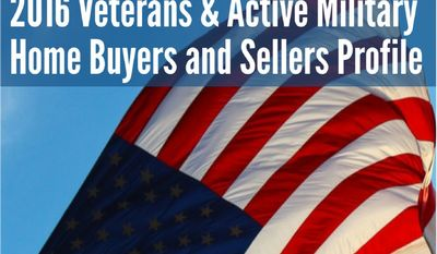 Cover shot of the Veterans & Active Military Home Buyers and Sellers Profile survey by National Association of Realtors (Photo: realtors.org)