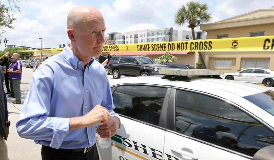 Florida  Gov. Rick Scott (Associated Press)