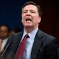 FBI Director James Comey said a 10-month preliminary investigation was triggered when Omar Mateen told co-workers at a private security firm that he had family connections to al Qaeda and had mutual acquaintances with Tamerlan and Dzhokhar Tsarnaev, the Boston Marathon bombers. (Associated Press)