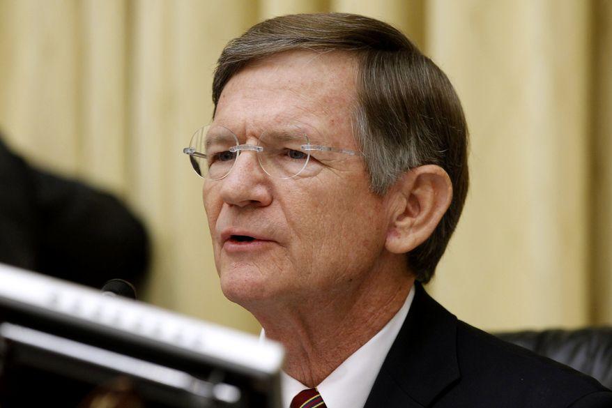 Rep. Lamar Smith (Associated Press/File)