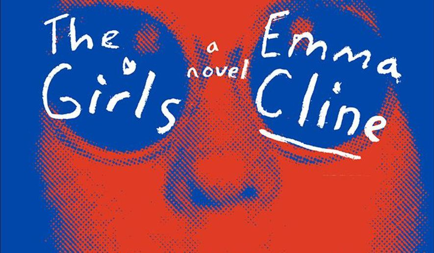 "This book cover image released by Random House shows, ""The Girls,"" a novel by Emma Cline. (Random House via AP)"