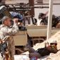 "Libyan forces loyal to the unity government have been waging an offensive since last month to dislodge Islamic State militants from the coastal city of Sirte. Emadeddin Zahri Muntasser, an entrepreneur and founding board member of the Libyan American Public Affairs Council, said the U.S. must send medical aid or risk missing the ""incredible opportunity"" to defeat the terrorist group in the North African nation. (Associated Press)"