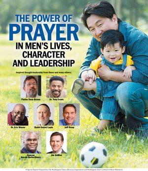 Download the Special Report prepared by The Washington Times Advocacy Department  and Washington Area Coalition of Men's Ministries available in the June 16, 2016, edition of The Washington Times. (2.0 MB)