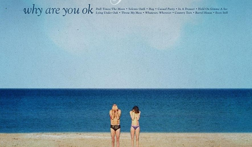 "This CD cover image released by Interscope Records shows ""Why Are You OK,"" by Band of Horses. (Interscope Records via AP)"