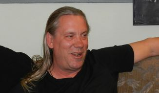 Violent Femmes bassist and vocalist Brian Ritchie.  (Dave Kapp)