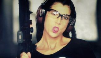 Author and radio host Dana Loesch will serve as the National Rifle Association's Special Advisor on Women's Policy. (Facebook, The Dana Show)