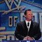 "IMAGE DISTRIBUTED FOR WWE - Jerry ""The King"" Lawler speaks during the WWE Hall of Fame Induction at the Smoothie King Center in New Orleans on Saturday, April 5, 2014. (Jonathan Bachman/AP Images for WWE)"