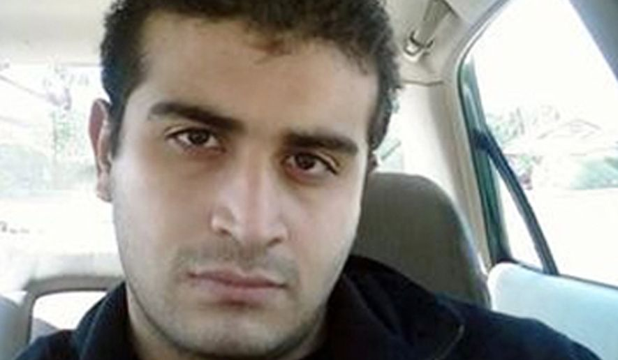 This undated file image shows Omar Mateen, who authorities say killed dozens of people inside the Pulse nightclub in Orlando, Fla., on Sunday, June 12, 2016. (MySpace via AP, File)