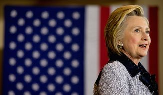 Voters this election cycle don't seem to be making their decisions based on a candidate's honesty and trustworthiness, surveys and exit polling data show, and many seem willing to back Hillary Clinton even though they harbor deep doubts about her character. (Associated Press).