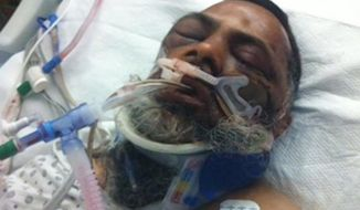Mohamed Rasheed Khan, 59, was attacked by three teens as he left the Center for Islamic Studies on June 1. (CAIR NY)