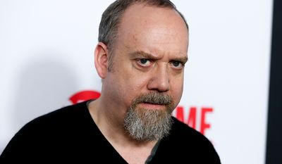 Paul Giamatti is an American actor. He was nominated for an Academy Award for Best Supporting Actor for the film Cinderella Man and is also known for his roles in the films Private Parts, Sideways, American Splendor, The Illusionist, Cold Souls, Barney's Version, Big Fat Liar, Love & Mercy, Straight Outta Compton, and Win Win, as well as the miniseries John Adams and Downton Abbey. He has won two Golden Globe Awards, a Primetime Emmy Award and four Screen Actors Guild Awards. Giamatti was born June 6, 1967, in New Haven, Connecticut, the youngest of three children. His father, A. Bartlett Giamatti (Angelo Bartlett Giamatti), was a Yale University professor who later became president of the university and commissioner of Major League Baseball. (Photo by Rich Fury/Invision/AP)