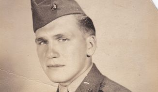 After a three-month investigation into the Iwo Jima photograph, ordered by Marine Corps Commandant Gen. Robert Neller, service officials determined that Pfc. 1st Class Harold Schultz (pictured) was the sixth of the original flag-bearers, not Navy Corpsman John Bradley, as The Associated Press initially reported and had become official history since. (Associated Press)