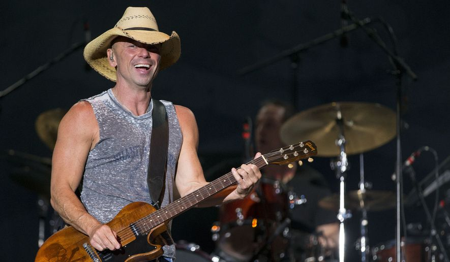 Kenny Chesney performs at the 4th Annual ACM Party for a Cause Festival in Las Vegas in this April 3, 2016, file photo. (Photo by Eric Jamison/Invision/AP, File)