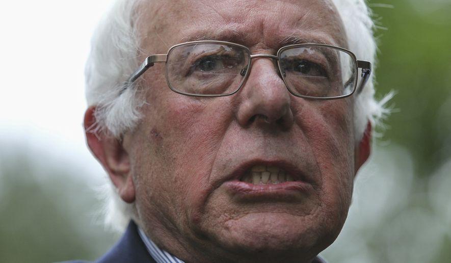 Sen. Bernard Sanders (Associated Press)