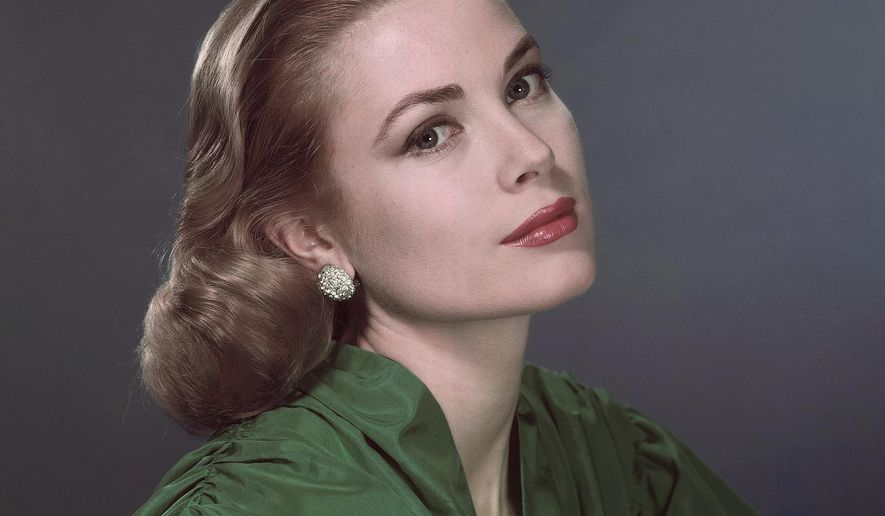 FILE - This undated file photo shows Grace Kelly. The Philadelphia home where Oscar-winning actress Kelly grew up and accepted a marriage proposal from Prince Rainier III of Monaco in 1955 is on the market. (AP Photo/File)