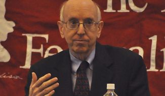 Judge Richard Posner speaking at Harvard University. (Wikipedia)