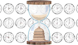 Term Limits for Congress Illustration by Greg Groesch/The Washington Times