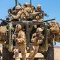 Marines train at  Twentynine Palms, California, June 12, 2016. (Facebook, U.S. Marine Corps, Lance Cpl. Zachery Laning)
