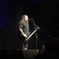 In this file photo from June 2016, Tom Araya, frontman of the California thrash metal band Slayer, opened up a song in Switzerland by advocating for private gun ownership. (YouTube/@)Rockville PL) **FILE**