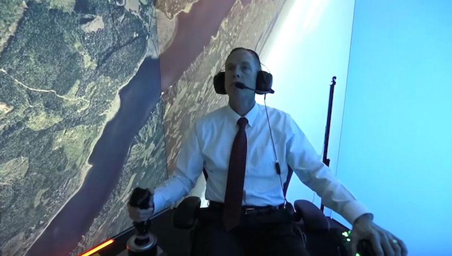 New Artificial Intelligence handily beat a retired United States Air Force Colonel in multiple dogfight scenarios. (YouTube, University of Cincinnati)
