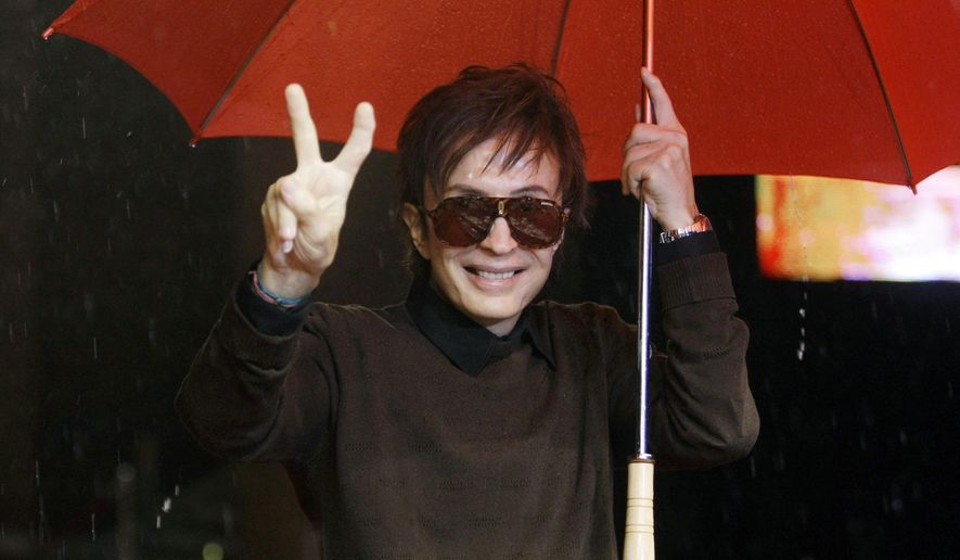 """FILE - In this Oct. 28, 2008 file photo, director Michael Cimino arrives at the third edition of the Rome Film Festival, in Rome.Cimino, whose film """"The Deer Hunter"""" became one of the great triumphs of Hollywood's 1970s heyday, and whose disastrous """"Heaven's Gate"""" helped bring that era to a close, has died. Los Angeles County acting coroner's Lt. B. Kim told The Associated Press that Cimino died Saturday, July 2, 2016,  at age 77. He said Cimino had been living in Beverly Hills but did not yet have further details on the circumstances of his death. (AP Photo/Andrew Medichini, File)"""