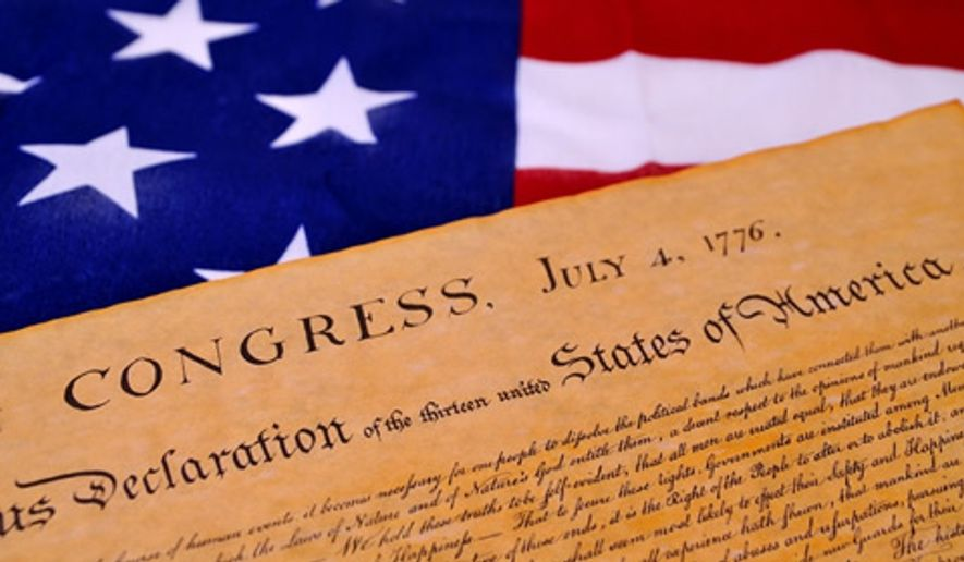 the meaning of independence day washington times