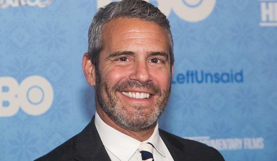 "FILE - In this April 4, 2016, file photo, Andy Cohen attends the premiere of ""Nothing Left Unsaid"" at the Time Warner Center in New York. Jamie Foxx and Cohen are joining J.K. Simmons and Pete Wentz to play in the 2016 MLB All-Star Legends and Celebrity Softball Game on July 10, 2016. (Photo by Charles Sykes/Invision/AP, File)"