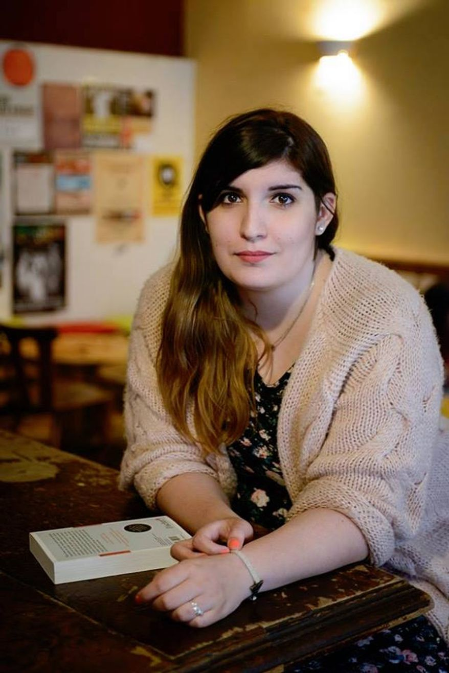 Selin Goren, spokeswoman of Germany's left-wing youth movement Solid, has reportedly admitted that she lied to police about the ethnicity of three men who allegedly raped her, because she was afraid of fueling racism against refugees. (Facebook/@Selin Goren)
