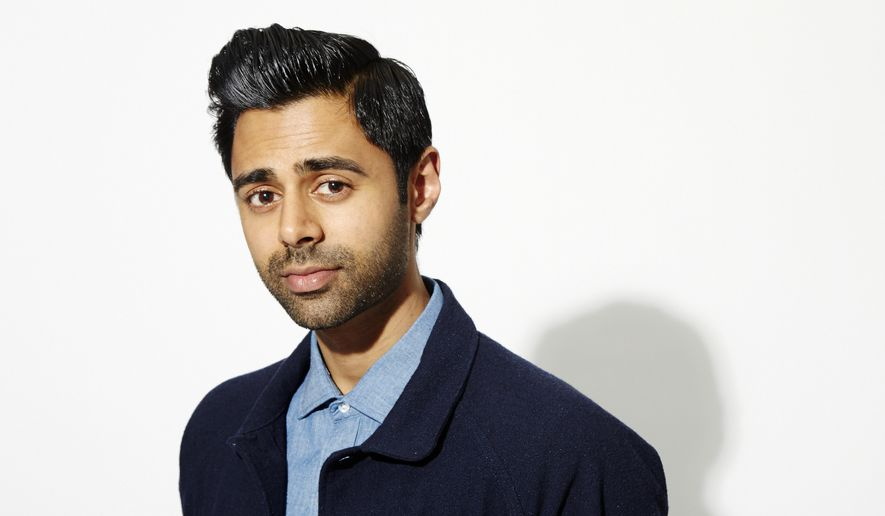In this Oct. 12, 2015, file photo, Hasan Minhaj poses for a portrait in New York. (Photo by Dan Hallman/Invision/AP, File)