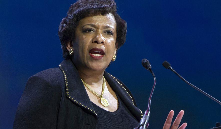 Attorney General Loretta Lynch (Associated Press)