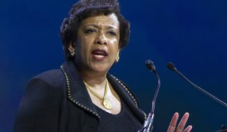 Attorney General Loretta Lynch (Associated Press)