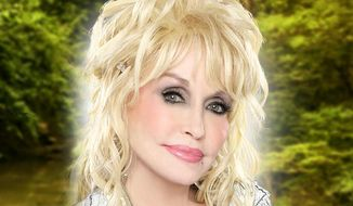 Country singing icon Dolly Parton. (Dolly Parton Enterprises)