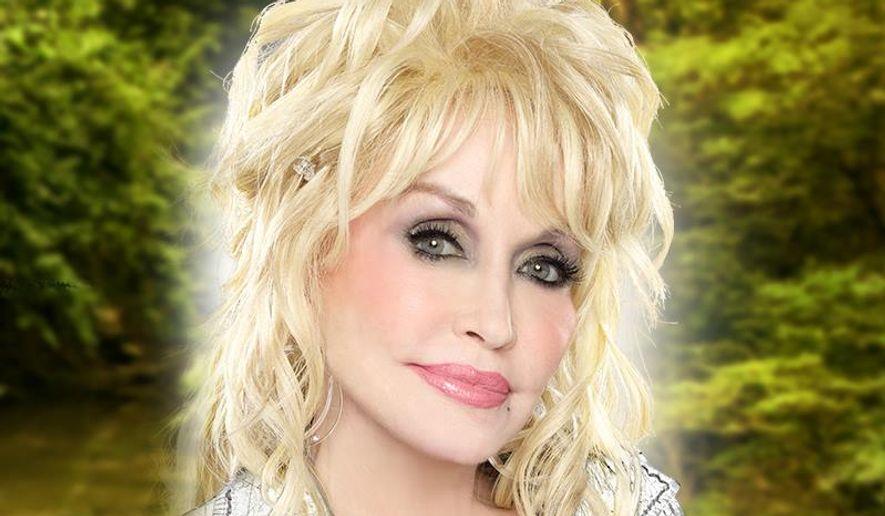 Country singing icon Dolly Parton. (Dolly Parton Enterprises)