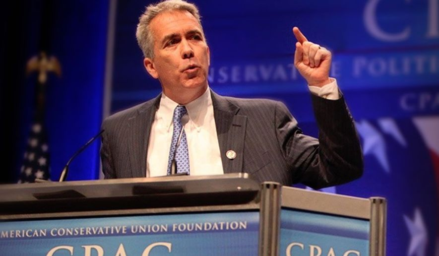 """Conservative talk radio host and former Illinois Rep. Joe Walsh fired off a series of tweets Thursday night in the aftermath of the sniper shootings of Dallas police officers, saying President Obama """"has blood on his hands"""" for his outspoken support of the Black Lives Matter movement."""