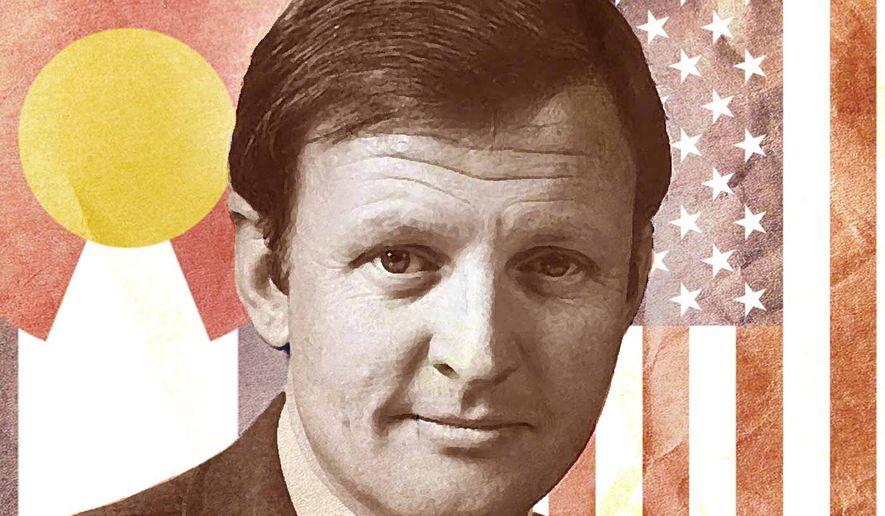 Sen. Bill Armstrong    The Washington Times