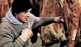 Rocky Balboa is the title character of the Rocky series. The character was created by Sylvester Stallone, who also portrayed him in all six Rocky films. He is depicted as an everyman who started out by going the distance and overcoming obstacles that had occurred in his life and career as a professional boxer. He is loosely based on Chuck Wepner, a one-time boxer who fought Muhammad Ali and lost on a TKO in the 15th round. Stallone received critical acclaim for his performance in the first movie, earning Academy Award and Golden Globe Award nominations. When Stallone reprised his role once again in 2015 for Creed, his performance received wide acclaim and he received his firstGolden Globe Award for Best Supporting Actor, along with his third Oscar nomination for Best Supporting Actor, the National Board of Review Award for Best Supporting Actor and several other accolades