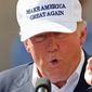 A minority element of the Republican Party has vowed to fight Donald Trump's nomination at the convention. (Associated Press)