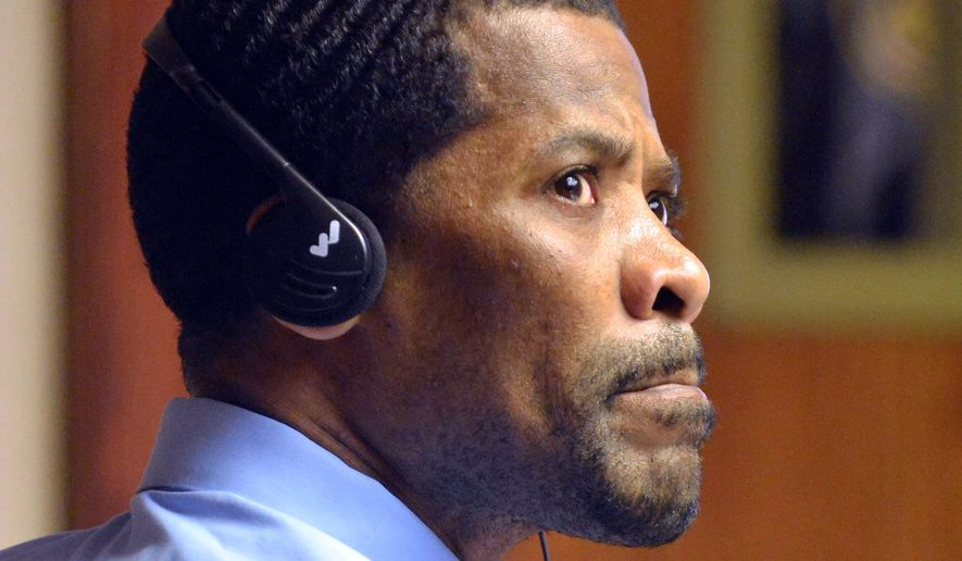A Department of Homeland Security report said federal immigration officials could have done more to deport Jean Jacques, a Haitian national convicted of killing a Connecticut woman after prison release. (NorwichBulletin.com via Associated Press)