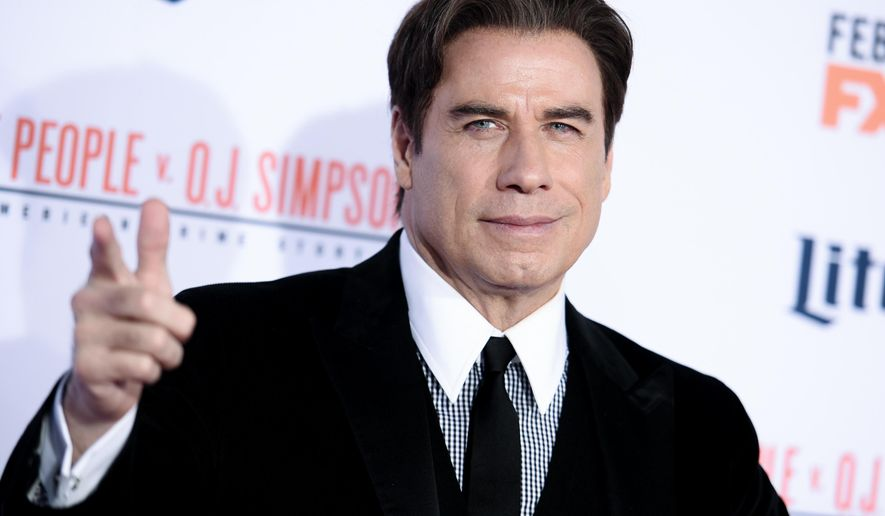 "FILE - In this Jan. 27, 2016, file photo, actor John Travolta attends the LA Premiere of ""'American Crime Story: The People v. O.J. Simpson"" held at Westwood Village Theatre in Los Angeles. Travolta is set to star as John Gotti in a biopic on the New York crime boss set to begin filming in July 2016 in Cincinnati. (Photo by Richard Shotwell/Invision/AP, File)"