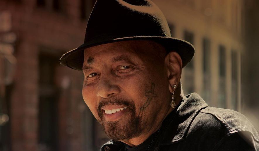 "This CD cover image released by Tell It Records/Kobalt shows, ""Apache,"" a release by Aaron Neville. (Tell It Records/Kobalt via AP)"