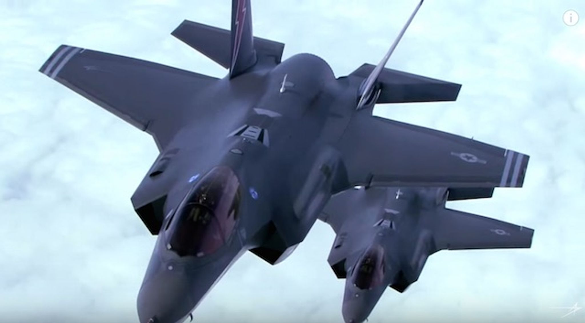 Air Force losing its fighter jet edge to Russia, China