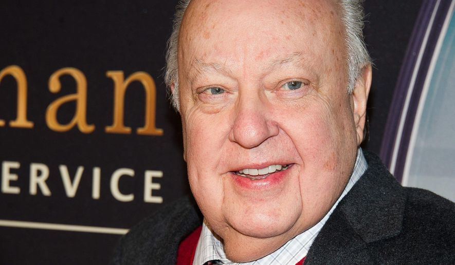 "FILE - In this Feb. 9, 2015 file photo, Roger Ailes attends a special screening of ""Kingsman: The Secret Service"" in New York. A lawyer for Ailes is denying that the Fox News Channel chief executive sexually harassed network star Megyn Kelly. A statement on Tuesday came amidst a swirl of contradictory reports that Ailes had been ousted as head of the influential network. (Photo by Charles Sykes/Invision/AP, File)"
