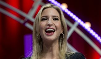 Ivanka Trump (Associated Press)