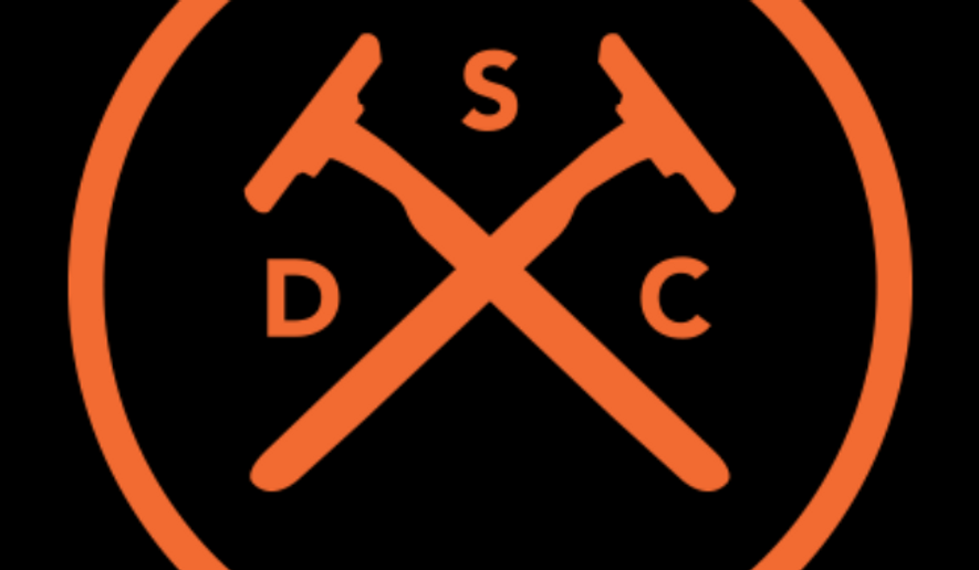 Dollar Shave Club logo, via its Facebook page. Accessed July 20, 2016.