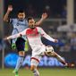 D.C. United playmaker Marcelo Sarvas is available to shield the four-man back line in the team's 4-1-4-1 formation. (Associated Press)