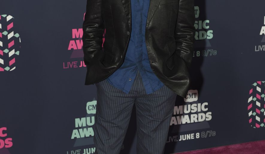 """FILE - In this June 8, 2016, file photo, Craig Morgan arrives at the CMT Music Awards in Nashville, Tenn. In a Facebook post on July 20, 2016, Morgan called the recent death of his son, Jerry Greer, the """"hardest thing we have ever had to endure as a family."""" (Photo by Sanford Myers/Invision/AP, File)"""