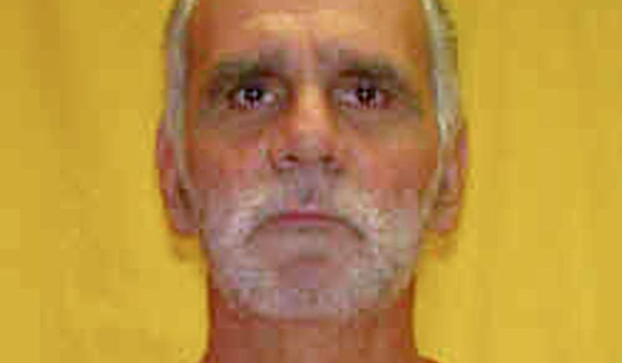 "This undated photo provided by the Ohio Department of Rehabilitation and Correction shows John Modie. Convicted of the October 2002 killing of a 26-year-old Cleveland woman,  Modie is facing an escape charge following his 24-hour disappearance from the Hocking Unit of the Southeastern Correctional Complex in Nelsonville, Ohio, beginning March 27, 2016. Following Modie's brief escape, Ohio is performing a ""Back-2-Basics"" analysis of its system for counting inmates at all Ohio prisons, according to a report released Friday, July 22, 2016, by the Department of Rehabilitation and Correction. (Ohio Department of Rehabilitation and Correction via AP)"