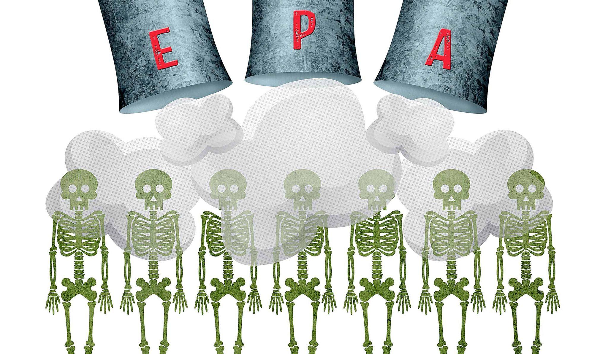 The EPA's secret whitewash